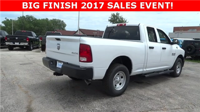 2017 Ram 1500 Quad Cab 4x4 Pickup #D171037 - photo 14