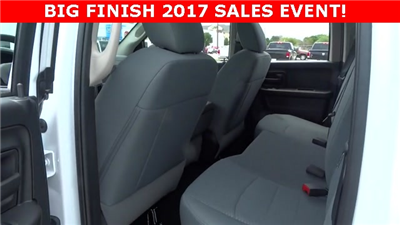 2017 Ram 1500 Quad Cab 4x4 Pickup #D171037 - photo 19