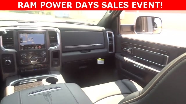 2017 Ram 2500 Crew Cab 4x4 Pickup #D171147 - photo 21