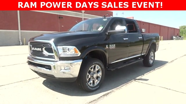 2017 Ram 2500 Crew Cab 4x4 Pickup #D171147 - photo 1