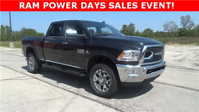 2017 Ram 2500 Crew Cab 4x4 Pickup #D171147 - photo 3