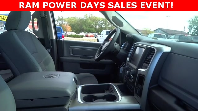 2017 Ram 1500 Quad Cab 4x4 Pickup #D171176 - photo 7