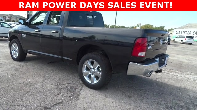 2017 Ram 1500 Quad Cab 4x4 Pickup #D171176 - photo 15