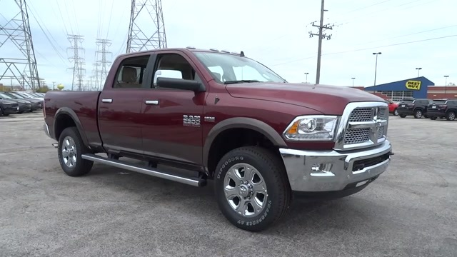 2018 Ram 2500 Crew Cab 4x4 Pickup #D180094 - photo 3