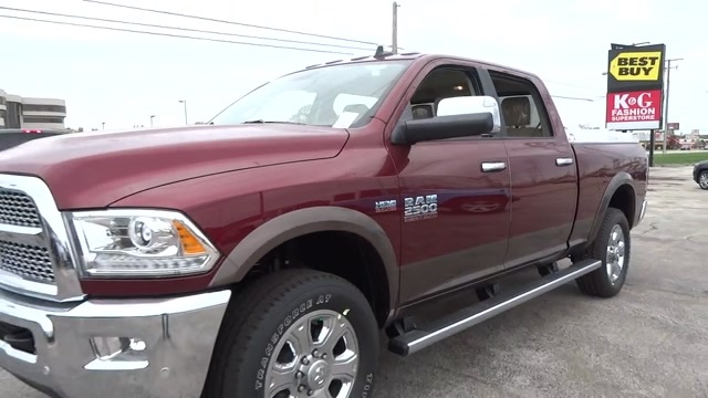 2018 Ram 2500 Crew Cab 4x4 Pickup #D180094 - photo 37