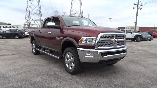 2018 Ram 2500 Crew Cab 4x4 Pickup #D180094 - photo 39