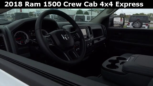 2018 Ram 1500 Crew Cab 4x4, Pickup #D180102 - photo 24