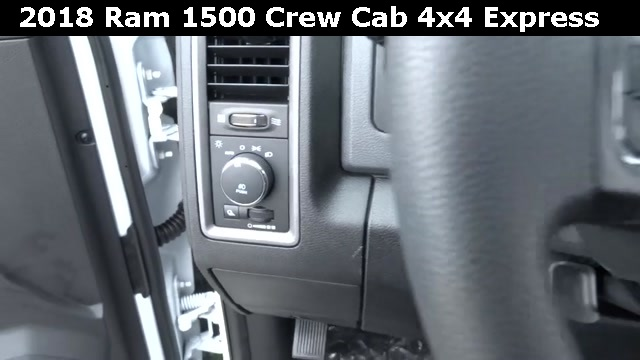 2018 Ram 1500 Crew Cab 4x4, Pickup #D180102 - photo 26