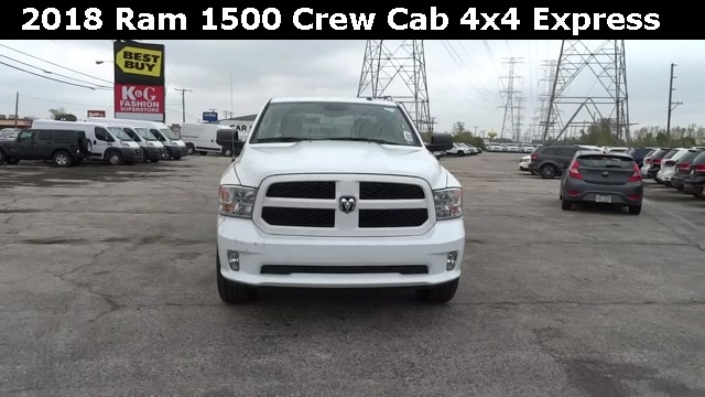 2018 Ram 1500 Crew Cab 4x4, Pickup #D180102 - photo 39