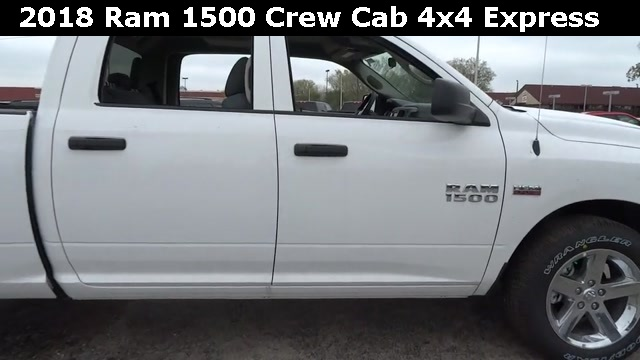 2018 Ram 1500 Crew Cab 4x4, Pickup #D180102 - photo 6