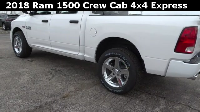 2018 Ram 1500 Crew Cab 4x4, Pickup #D180102 - photo 16