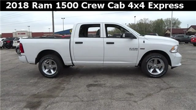 2018 Ram 1500 Crew Cab 4x4, Pickup #D180102 - photo 5