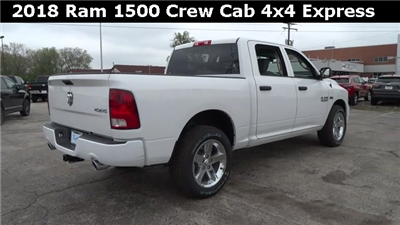 2018 Ram 1500 Crew Cab 4x4, Pickup #D180102 - photo 13