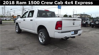 2018 Ram 1500 Crew Cab 4x4, Pickup #D180102 - photo 2