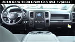 2018 Ram 1500 Crew Cab 4x4, Pickup #D180102 - photo 20