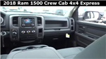 2018 Ram 1500 Crew Cab 4x4, Pickup #D180102 - photo 21