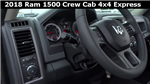 2018 Ram 1500 Crew Cab 4x4, Pickup #D180102 - photo 25