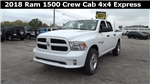 2018 Ram 1500 Crew Cab 4x4, Pickup #D180102 - photo 1