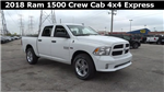 2018 Ram 1500 Crew Cab 4x4, Pickup #D180102 - photo 3
