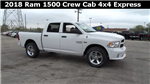 2018 Ram 1500 Crew Cab 4x4, Pickup #D180102 - photo 4