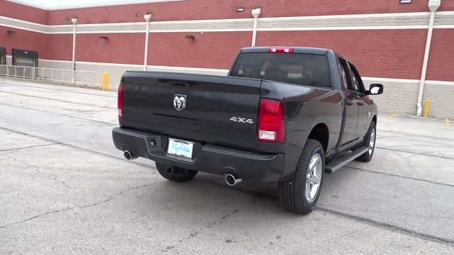 2018 Ram 1500 Quad Cab 4x4 Pickup #D180180 - photo 15