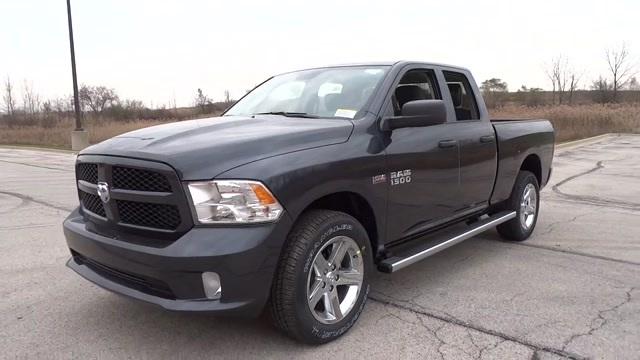2018 Ram 1500 Quad Cab 4x4 Pickup #D180180 - photo 1