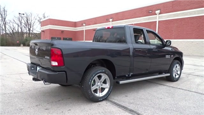 2018 Ram 1500 Quad Cab 4x4 Pickup #D180180 - photo 14