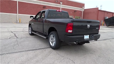 2018 Ram 1500 Quad Cab 4x4 Pickup #D180180 - photo 2