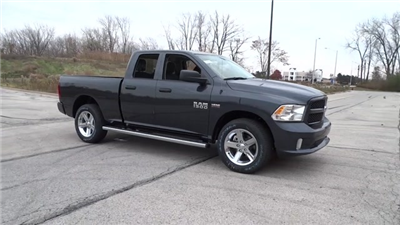 2018 Ram 1500 Quad Cab 4x4 Pickup #D180180 - photo 4