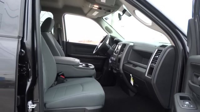 2018 Ram 1500 Quad Cab 4x4 Pickup #D180182 - photo 11