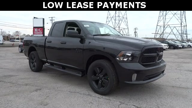 2018 Ram 1500 Quad Cab 4x4 Pickup #D180182 - photo 3