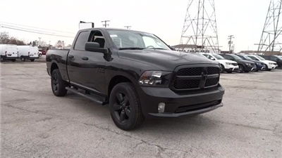 2018 Ram 1500 Quad Cab 4x4 Pickup #D180182 - photo 40