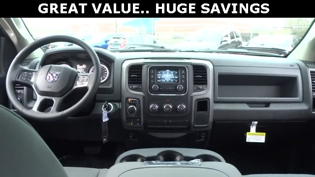 2018 Ram 1500 Quad Cab 4x4, Pickup #D180191 - photo 21