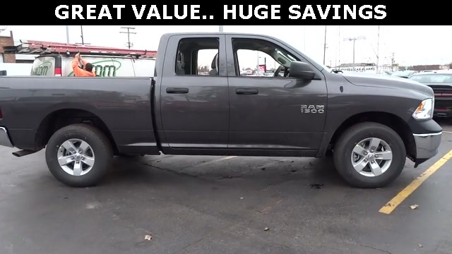 2018 Ram 1500 Quad Cab 4x4, Pickup #D180191 - photo 6