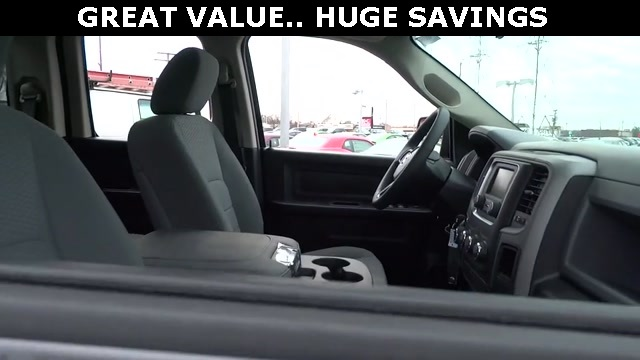 2018 Ram 1500 Quad Cab 4x4, Pickup #D180191 - photo 7