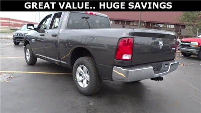2018 Ram 1500 Quad Cab 4x4, Pickup #D180191 - photo 2