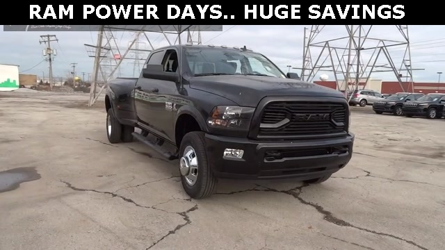 2018 Ram 3500 Crew Cab DRW 4x4, Pickup #D180214 - photo 39