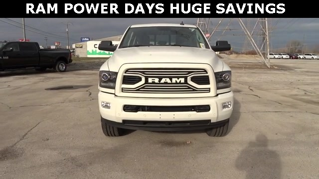 2018 Ram 2500 Crew Cab 4x4, Pickup #D180231 - photo 38