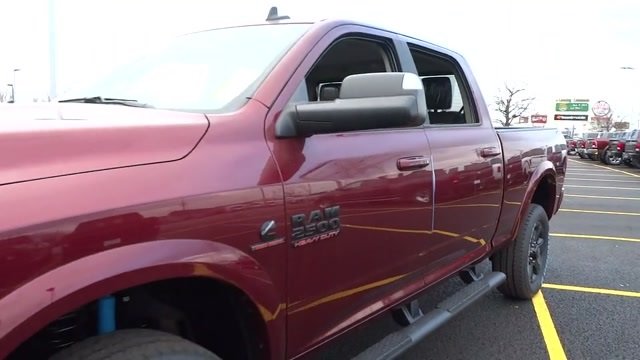 2018 Ram 2500 Crew Cab 4x4,  Pickup #D180235 - photo 38