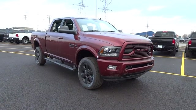 2018 Ram 2500 Crew Cab 4x4,  Pickup #D180235 - photo 40