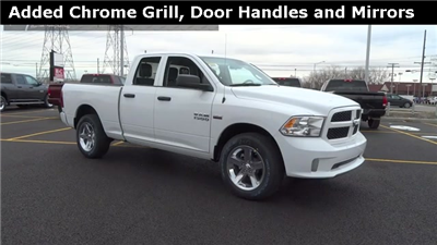 2018 Ram 1500 Quad Cab 4x4, Pickup #D180278 - photo 3