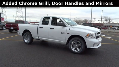 2018 Ram 1500 Quad Cab 4x4, Pickup #D180278 - photo 4