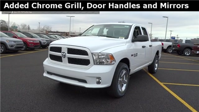 2018 Ram 1500 Quad Cab 4x4, Pickup #D180278 - photo 1