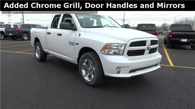 2018 Ram 1500 Quad Cab 4x4, Pickup #D180278 - photo 40