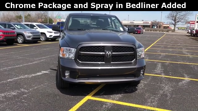 2018 Ram 1500 Crew Cab 4x4,  Pickup #D180683 - photo 38
