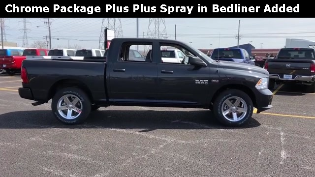 2018 Ram 1500 Crew Cab 4x4,  Pickup #D180709 - photo 6
