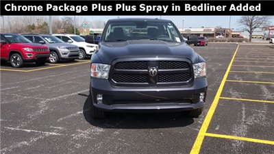 2018 Ram 1500 Crew Cab 4x4,  Pickup #D180709 - photo 38