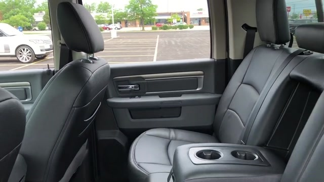 2018 Ram 1500 Crew Cab 4x4,  Pickup #D180932 - photo 23