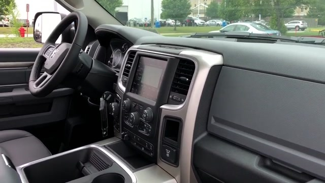 2018 Ram 1500 Crew Cab 4x4,  Pickup #D180932 - photo 9