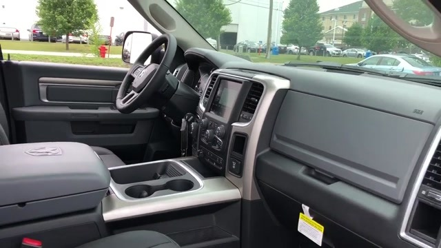 2018 Ram 1500 Crew Cab 4x4,  Pickup #D180932 - photo 10
